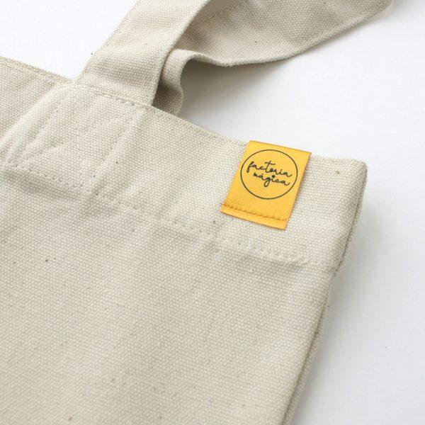 Tote Bag etiqueta Factoría Mágica