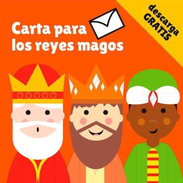Imprimible carta Reyes Magos