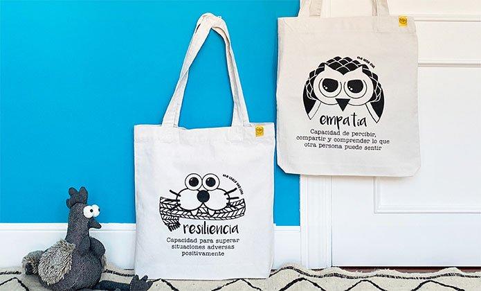 Imagen Tote Bags